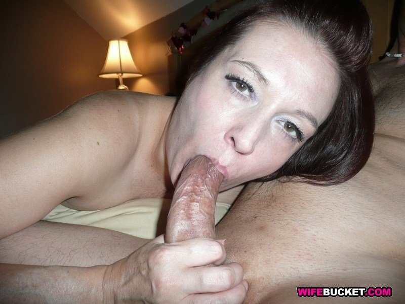 Free brunnette blowjob video wife wants to try anal sex