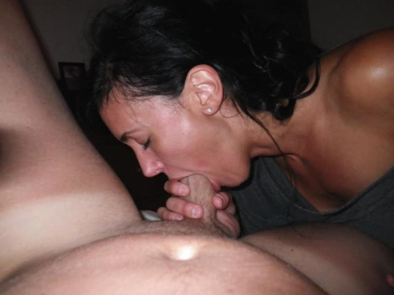 Blowjob and sex in car