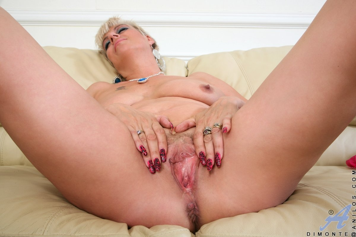 Mature spread pussy up close there