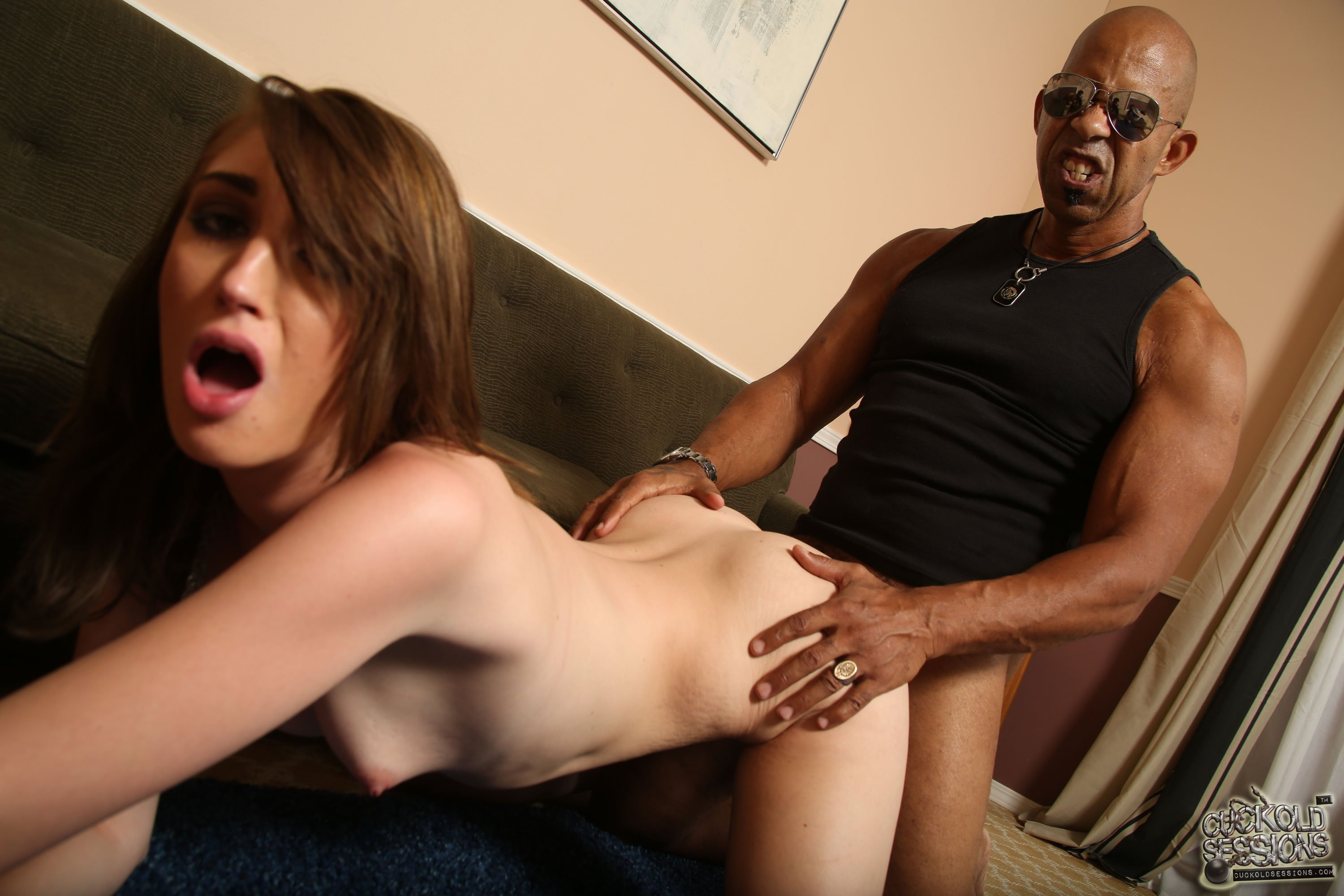 Bathed diapered girl powdered shaved stripped